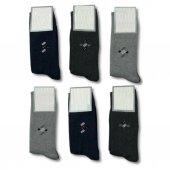 12&#039 Li Paket Erkek Havlu Çorap Kışlık Havlu Kalın Çorap