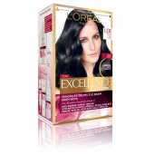 Loreal Excellence 1.01 Derin Saf Siyah