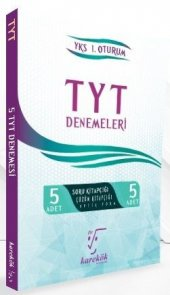 Karekök Yayınları Tyt Çözümlü 5 Deneme Sınavı