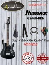 ıbanez Gsa60 Bkn Elektro Gitar Hediyeli