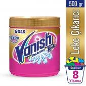 Vanish Kosla Leke Çıkarıcı Gold Toz 500 Gr Renkliler İçin