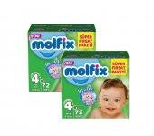 Molfix 3d Maxi Plus 144lü Süper İkili Fırsat Paketi 9 16 Kg 4+ N