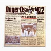 Plak Onger Os No 2