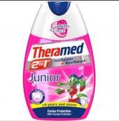 Theramed Junior 2in1 Diş Macunu +6 & Yetişkin 75 Ml