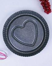 Turta Aşk Kalpli 28 Cm Kek Kalıbı Turta Kalıbı