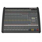 Dynacord Powermate 1600 3 16 Kanal 2x1000 Watt Power Mikser