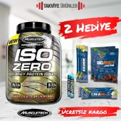 Muscletech Iso Zero %100 Whey Protein Isolate 1816 Gr