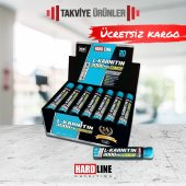 Hardline L Karnitin Matrix 3000 Mg X 20 Ampul L Carnitine