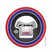Honda Cbr Hrc Depo Kapağı Pad Honda Çınar Extreme
