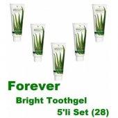 Forever Bright Forever Diş Macunu Aloe Veralı 5 Li Set Kampanya