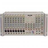 Startech Safir S8 1200 Usb 8 Kanal 2x600w Eko Reverb Küp Mikser