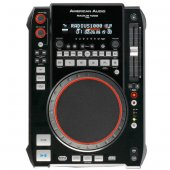 American Audio Radius 1000 Cd Mp3 Player