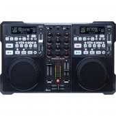 American Audio Encore 2000 Mp3 Cd Player + 2 Kanal Pro Mikser