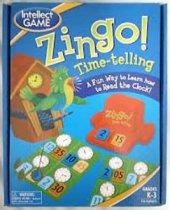Zingo Saatler Zingo Time Telling Saat Öğrenme Oyun...