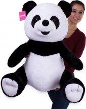 Peluş Panda Dev Boyut 75 Cm Pelüş Panda