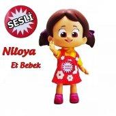 Niloya Et Bebek Oyuncak Bebek Sesli Türkçe Konuşan Niloya Orjinal