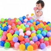 çocuk Oyun Ve Havuz Topu 7,5 Cm Toyjo 50li Kargo Dahil