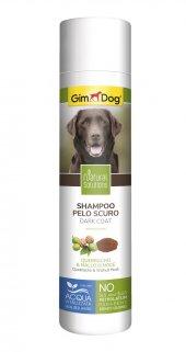 Gimdog Natural Solutions Köpek Koyu Tüy Şampuanı 2...