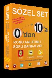 Tonguç Yayınları 10. Sınıf 0' Dan 10' A Konu Anlatımlı Soru Bankası Sözel Set