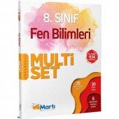 Martı Yayınları 8. Sınıf Fen Bilimleri Koparmalı M...