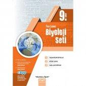 çap Yayınları 9. Sınıf Fen Lisesi Biyoloji Seti...