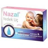 Nazal Burun Aspiratör 12&#039 Li Yedek Uç (Otri Bebe Uyumlu)