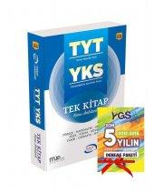 Murat Yks Tyt Tek Kitap Konu Anlatımlı 2570 Deneme Hediyeli