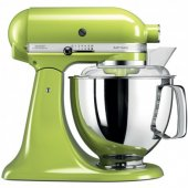 Kitchenaid Artisan Stand Mixer Green Apple 4,8l Ega 5ksm175psega