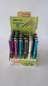 Mikro 1228 Metal Roller Kalem