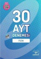 Ayt Fizik 30 Denemesi Endemik Yayınları