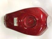 Motoran Mtr 125 Sport Yakıt Deposu Kırmızı Renk