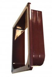 Karlie 4yön Kilitli Kedi Kapisi 19,2x20cm K.rengi