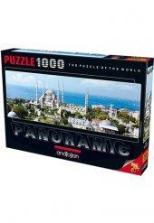1000 Parça Puzzle Yapboz 33x96 3194 Sultan Ahmet Cami