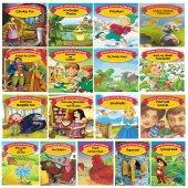 1. Ve 2. Sınıf Dünya Çocuk Klasikleri 17 Hikaye Ma...