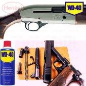 Wd 40 Silah Tabanca Tüfek Kilit Yağ Bakım 350ml Henkel Alman Mark