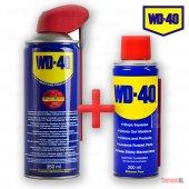 Wd 40 (2 Adet) Çok Amaçlı Pas Sökücü Yağlayıcı 350 Ml + 200ml