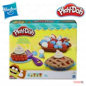 Play Doh Hasbro Mutfağım Turta Eğlencesi Oyun Hamuru Seti B3398