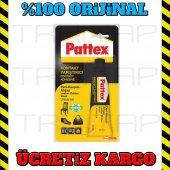 Henkel Pattex Orijinal Deri Kauçuk Ahşap Genel Süper Yapıştırıcı