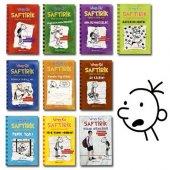 Saftirik Greg Serisi 10 Kitaplık Set Epsilon Jeff ...
