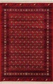 Afgan Post Halı 160x230 Cm 5671a H0344