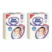 Evy Baby Bebek Bezi 5 Beden 11 25 Kg 28x2 56 Adet