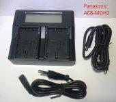 Dijital Power Panasonic Ac30 Kamera Bataryası Diji...