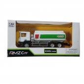 Oyuncak 1 64 Rmz Scania Tanker Castrol