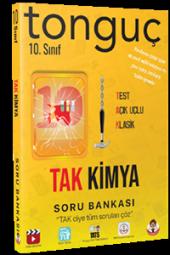 Tonguç Yayınları 10. Sınıf Tak Kimya Soru Bankası
