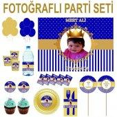 Doğum Günü Kraliçe Parti Seti 24 Kişilik