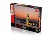 Ks Puzzle 1000 Parça Kız Kulesi Gün Batımı 11287