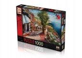 Ks Puzzle 1000 Parça Somewhere İn Mediterranea 11323