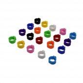 Güvercin Ayak Klipsi 10 Adet Pakette Renk Seçenekli