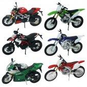 1 12 Model Motorsiklet