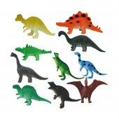 Dinozorların Dünyası Poşetli Hayvan Oyun Seti 0705
